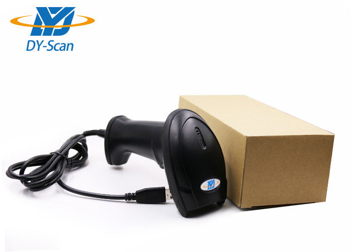 5 Mil Resolution Wired Barcode Scanner USB Two Dimensional Code Scanner