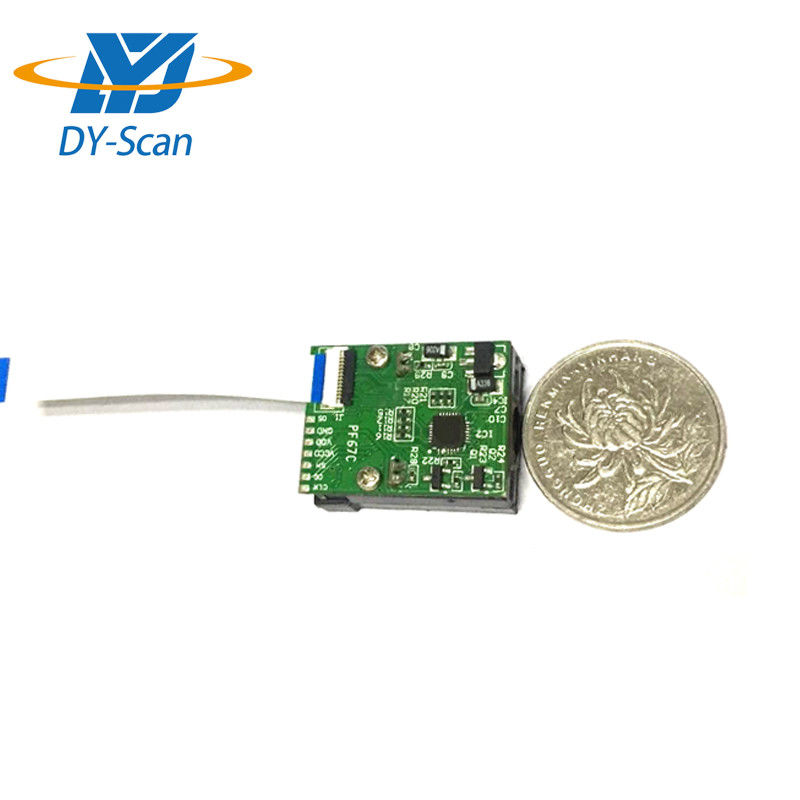 Mini 1D laser barcode scanner module engine RS232 USB OEM ODM