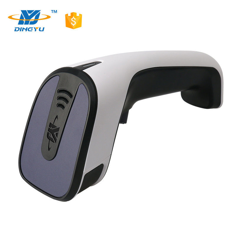 1D Portable Barcode Scanner CCD Scan Type 32 Bit CPU CE ROHS FCC Certificated