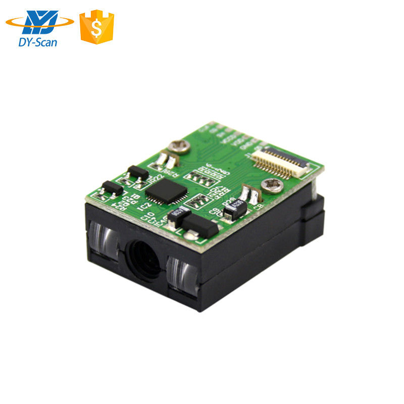 High Resolution Barcode Scan Engine USB RS232 1D CCD Embedded Auto Sense